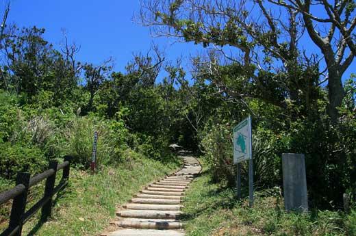 小浜島の大岳展望台