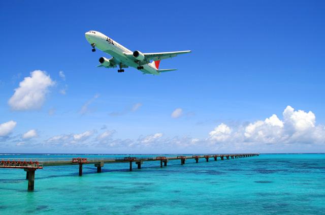 下地島の下地島空港